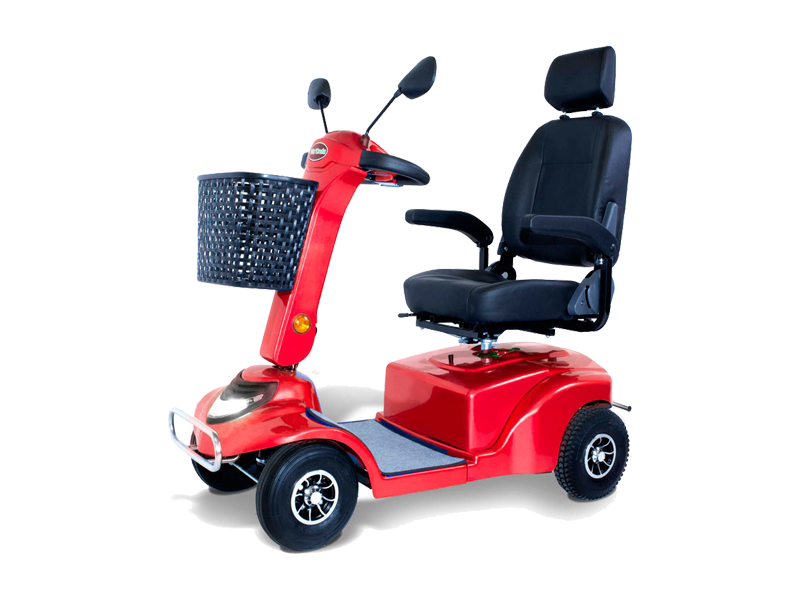Mobility Scooter Simple